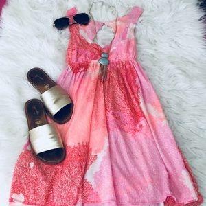 ⭐️Roxy high-low dress